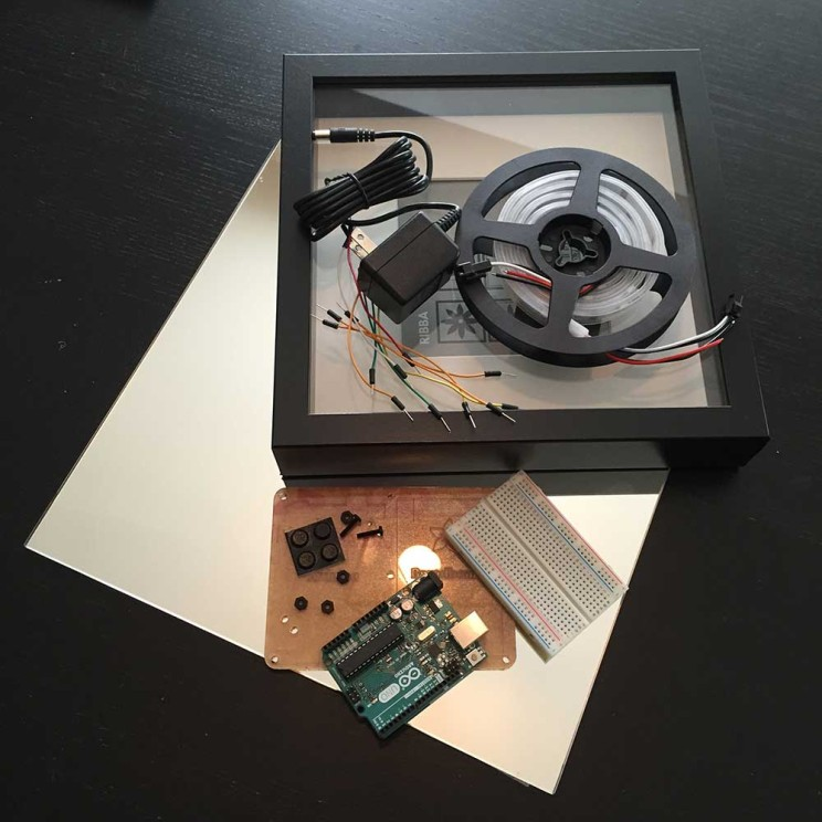 Infinity Mirror Components